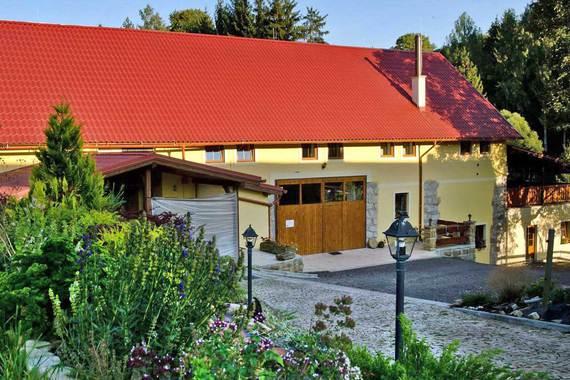 Penzion Tuček Adršpach foto 1
