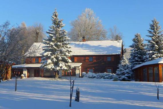 Rodinné ubytování Chaloupka Sněžník foto 2