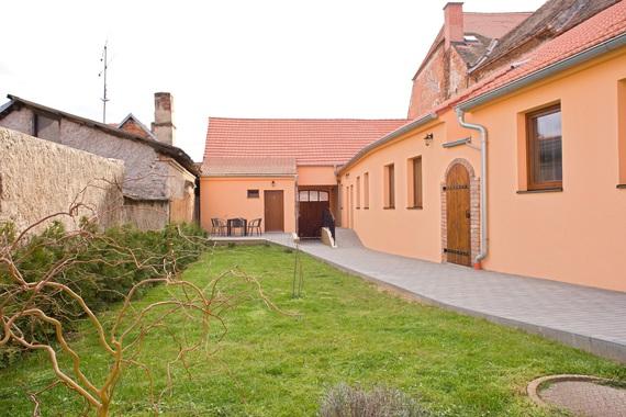 Penzion vinařství Jiří Popp foto 2