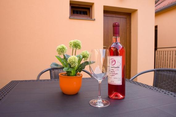 Penzion vinařství Jiří Popp foto 3