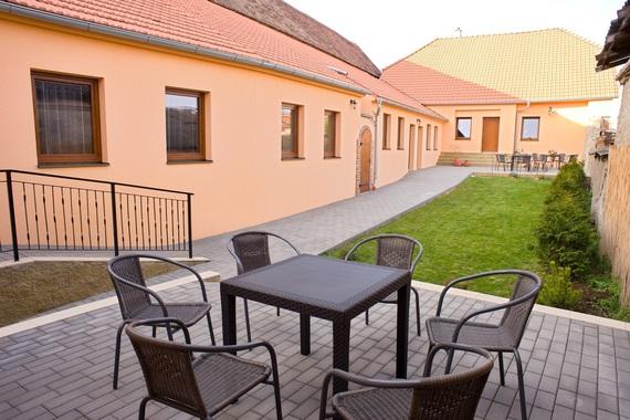 Penzion vinařství Jiří Popp foto 13