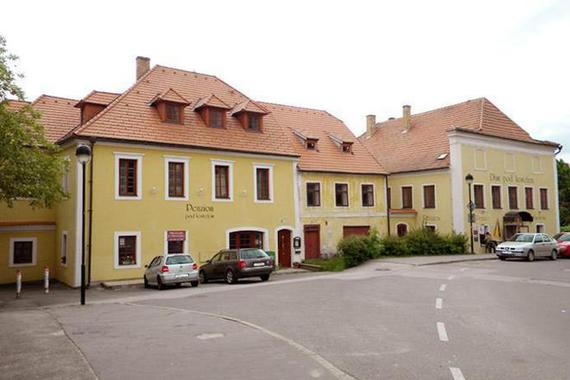 Penzion Pod Kostelem foto 1