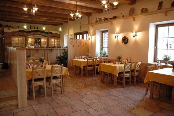 Restaurace Pod Hradem foto 3