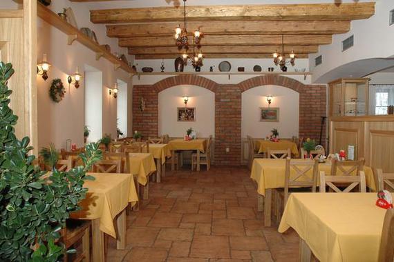 Restaurace Pod Hradem foto 4