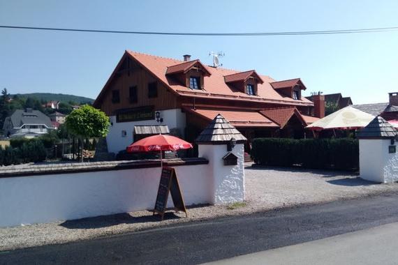 Restaurace a penzion u Máni foto 5