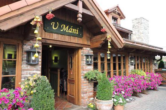 Restaurace a penzion u Máni foto 1