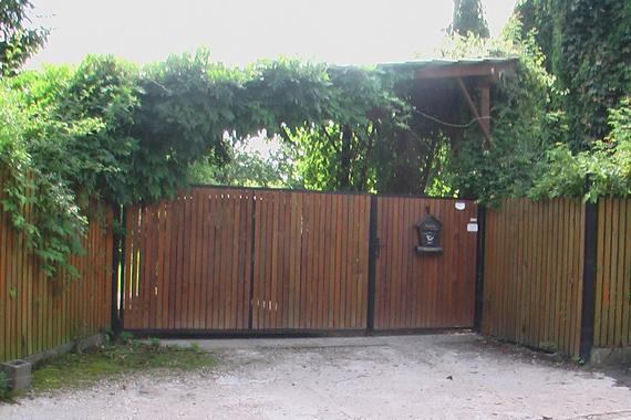 brána do apartmánu