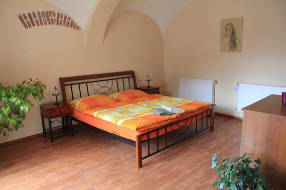 ložnice 3 - původní část