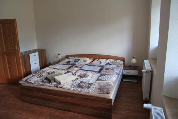 ložnice 2 - původní část