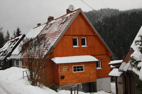 Apartmány Pod lanovkou,Herlíkovice foto 1