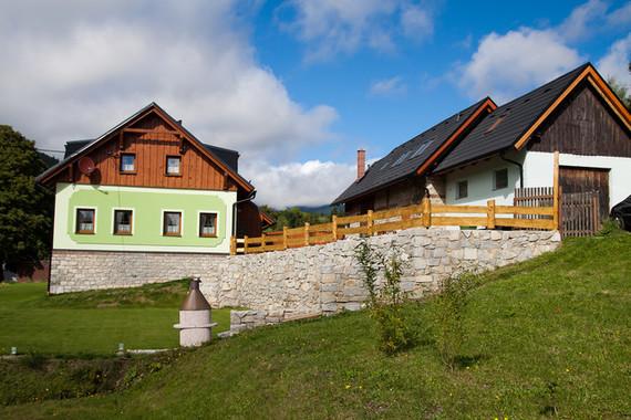 Hájovna Dolní Morava foto 2