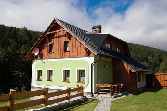 Hájovna Dolní Morava foto 1