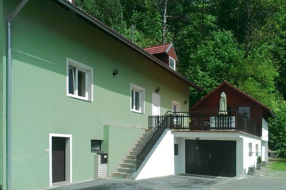 Apartmány Zelený dům foto 1