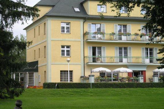 Lázeňský hotel Jirásek foto 1