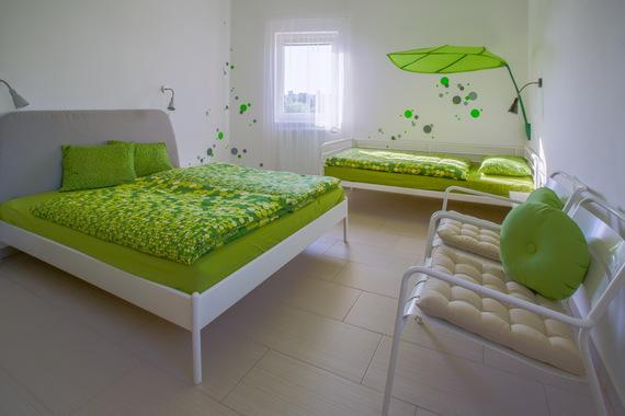 Apartmány Zelená zahrada foto 3