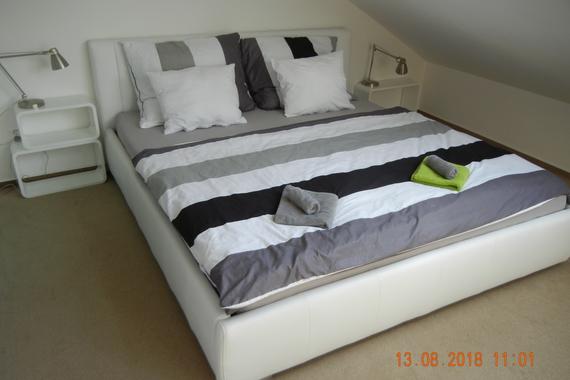 Pokoj 1 super postel