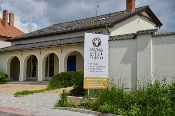 Vila Hroznová koza foto 1