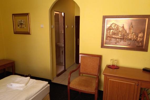 Hotel Kapitán foto 8