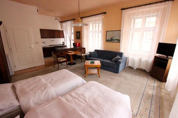 Hotel Kapitán foto 14