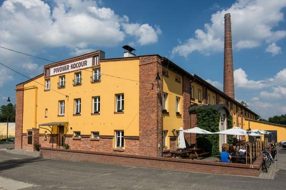 Ubytování Pivovar Kocour foto 1