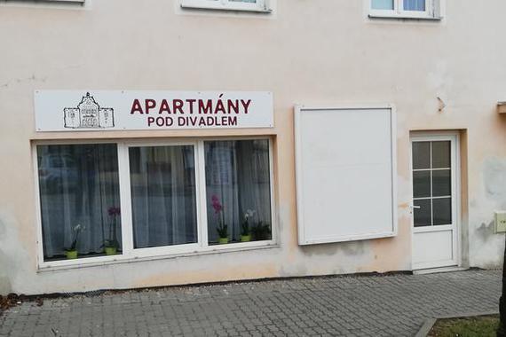 Apartmány Pod Divadlem foto 13