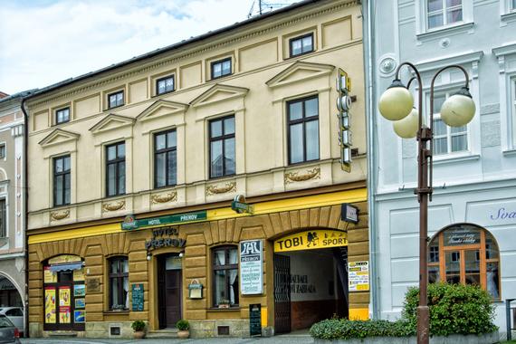 Hotel Přerov foto 20