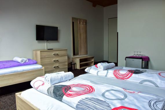 Hotel Přerov foto 3