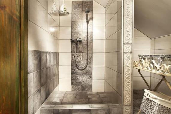 Koupelna Stylový pokoj