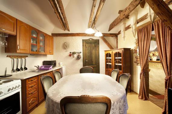 Kuchyň Stylový pokoj