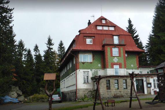 Chata Zvonice foto 2
