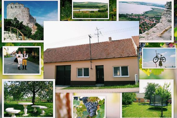 Ubytování Jižní Morava foto 1