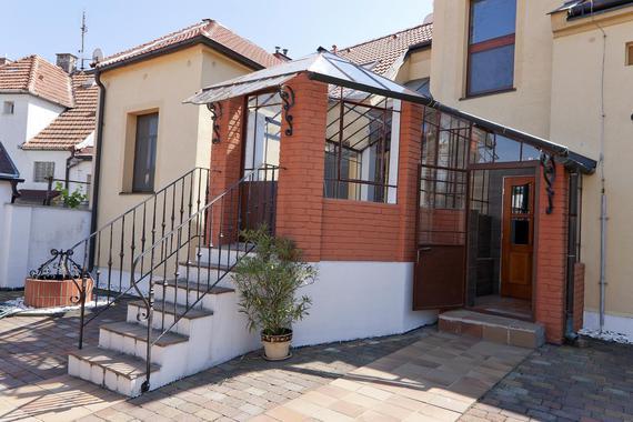 Veranda - apartmán 2