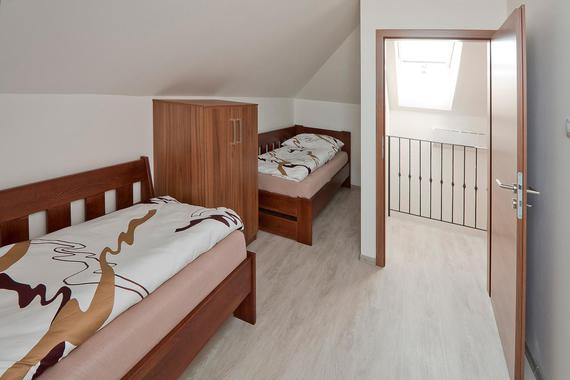 Apartmán 3 - pokoj