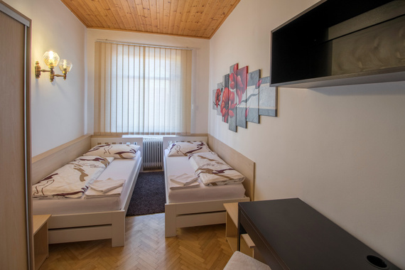Ložnice - apartmán 2