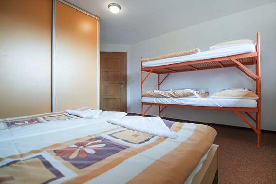 Apartmány Rezek - velký dům  foto 12