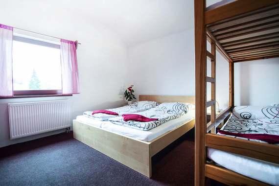 Apartmány Rezek - velký dům  foto 3