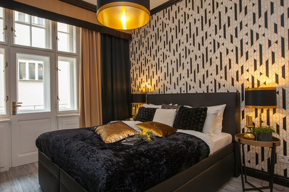 Golden Prague Rooms foto 1