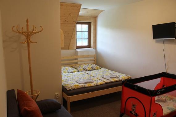 Pokoj 4-6 lůžek