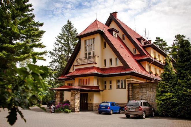 Parkhotel Skalní město foto 4