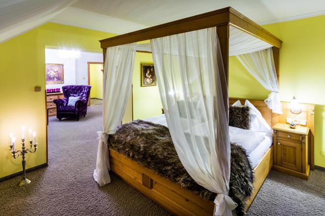 Wellness hotel V Nebi foto 8