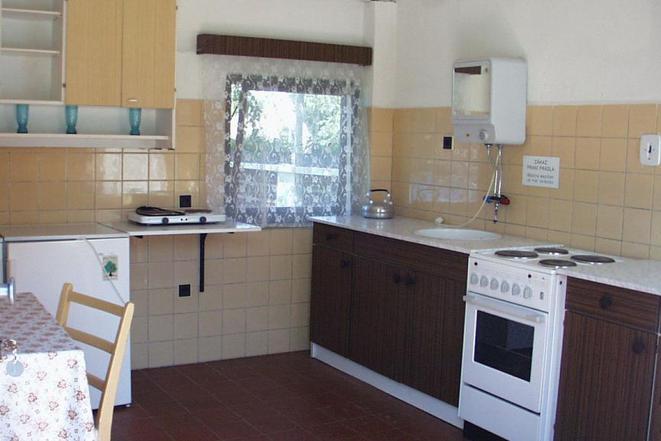 Kuchyňka pro vlastní vaření