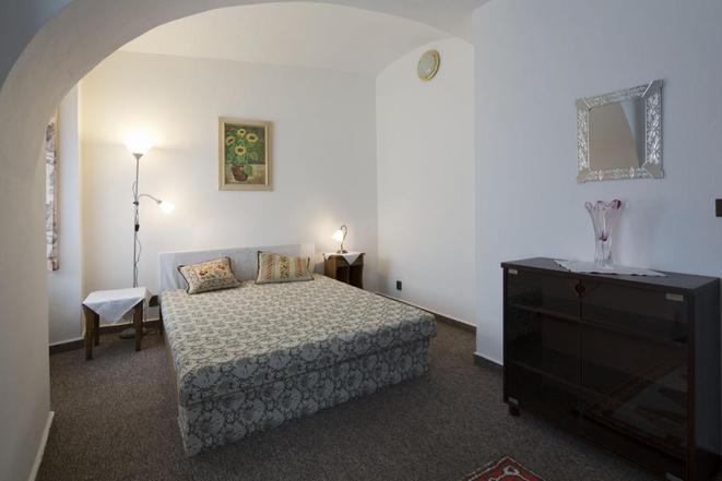 Apartmán u Granátové skály: Ložnice 1