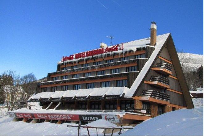 Hotel Barbora foto 18