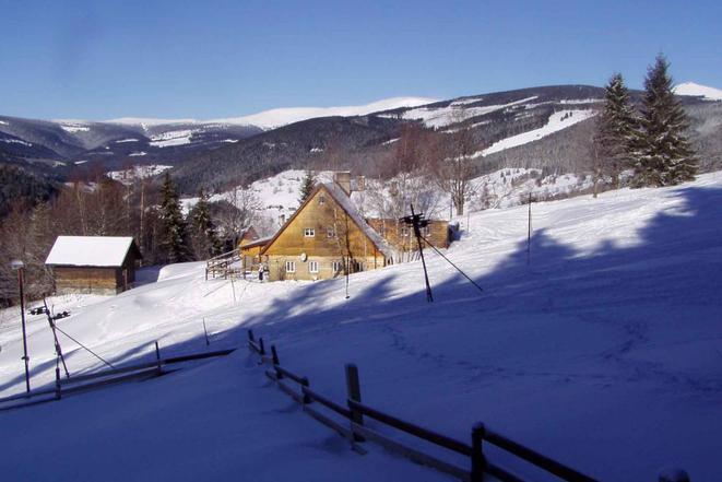 Chata Borůvka foto 3