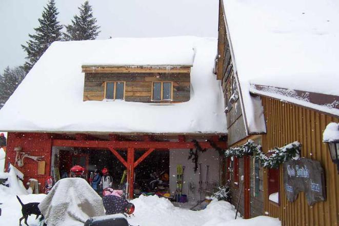 Chata Borůvka foto 10