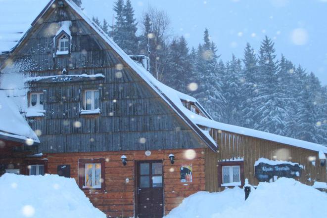 Chata Borůvka foto 18