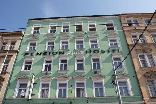 AKÁT pension a hostel foto 1