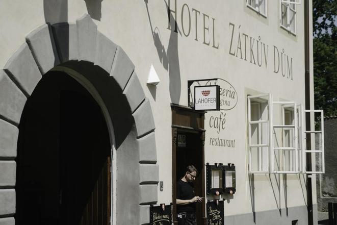 Hotel Zátkův dům foto 2