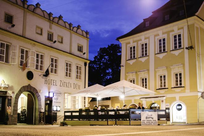 Hotel Zátkův dům foto 1