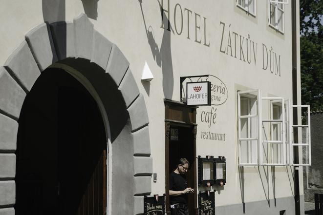Hotel Zátkův dům foto 4